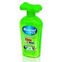 Gel Higienizador Banho Seco - Genial Pet Cães E Gatos - 500g