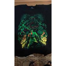 Camisa God Of War Kratos Vs Cthulhu
