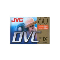 Fita Mini Dv Video Digital Jvc Dvc 60 Cx 5 Unid.