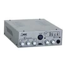 Amplificador Compacto Nca Usb Auto 12 Volts Com 50 Watts