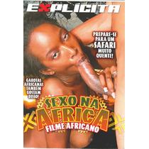 Dvd - Sexo Na Africa - Explicita (usado)