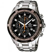 Relógio Casio Ef-539d-1a9vdf Edifice Cronógrafo - Refinado