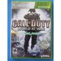 Call Of Duty World At War - Xbox 360 - Lacrado - Pronta Entr