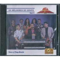 Cd Os Melhores Do Grupo Altos Louvores - Vol 1 [bônus Pb]