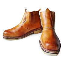 Bota Country Masculina - Wrangler Boots - Couro Legitimo