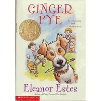 Livro Em Inglês - Ginger Pye