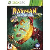 Rayman Legends Ptbr X360 Ubi