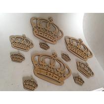 Kit 10 Coroas Em Mdf ,decoração ,festas,provençal