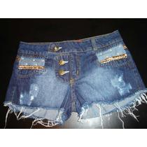 Short Jeans Customizado - Império