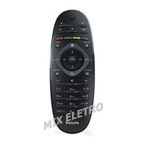 Controle Remoto Para Tv Lcd Philips 32pfl3406d / 32pfl3606d