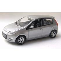 Miniatura Fiat Norev 1/43 - Fiat Novo Palio Prata