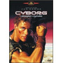 Dvd - Cyborg O Dragão Do Futuro - Van Damme - Lacrado