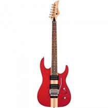 Guitarra Eagle Egt-61 Strd Especial Vermelha Fosca- Refinado