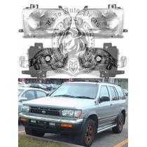 Farol Nissan Pathfinder De 1996/1999 Novo Lado Esquerdo.