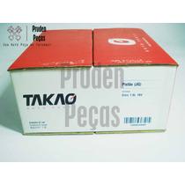 Jogo De Pistão Honda Civic 1.6 16v Bloco D16y - Takao