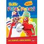 Álbum Buzzy Patati Patatá Completo Com Dominó E Brincadeiras