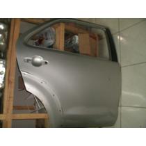 Porta Traseira Direita Toyota Hilux Sw4 Prata