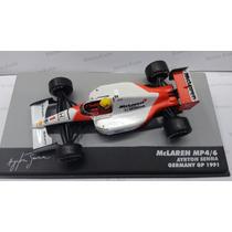 Lendas Brasileiras 03 Maclaren Mp4/6 Ayrton Senna Gp 1991