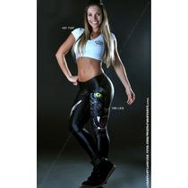 Calça Leg Panicat Legue P M G Para Academia Crossfit Fitnes