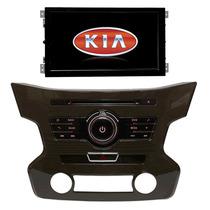 Kit Central Multimidia Dvd Gps 3g Kia Cadenza Tv 1ghz 512ddr