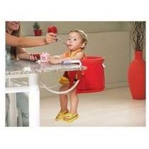 Cadeira De Refeição Para Bebê. Cadeirinha Portátil/dobrável.