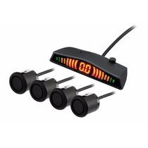 Sensor De Estacionamento Universal Kx3 - Preto