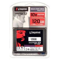 Hd Ssd 120 Gb Sata 3 Kingston V300 - 450 Mb/s