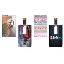 Pen Card Pen Drive 8gb Personalizado Com Foto
