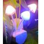 Luminária De Led Linda Quarto Sala Romantica Bebe De Sensor