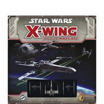 X-wing Star Wars Jogo De Tabuleiro - Em Português - Novo!