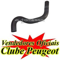 Mangueira Superior Do Radiador Peugeot 206 1.6, Nova C/ Nota