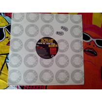 Lp Bad Boys Ii - Lenny Kravitz/busta Rhimes/pharrel Willians
