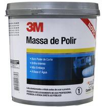 Massa De Polir 3m 1kg Polimento Profissional Original