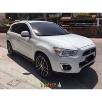 Para Lama Lado Direito Mitsubishi Asx 2013 Branco