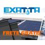 Placa Solar Para Piscina - Exatta -3 Metros!!! Frete Grátis*