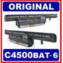 Bateria Original Para Notebook Philco 14d C4500bat-6 Nova