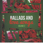 Cd Ballads And Love Songs Volume 2 Original