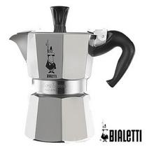 Cafeteira Moka Express Italiana Bialetti Medida: 1 Xicaras