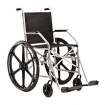 Cadeira De Rodas 1009, Até 90kg, Pronta-entrega - Jaguaribe