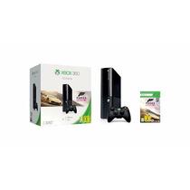Xbox 360 500gb Nacional + Forza Horizon 2 Novo Lacrado
