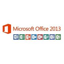 Pacote Office 2013 Pro Plus - X32 / X64 Key Para 3 Pcs