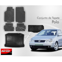 Tapete Polo Sedan 2002 A 2012 5 Pcs + Porta Malas Borcol
