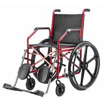 Cadeira De Rodas C Elevação Do Pé, Larg: 45cm - Jaguaribe