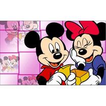 Banner Decorativo Festa 150x230 Cm Mickey E Minnie,minie