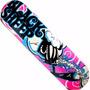 Shape Skate Street Manobras Profissional Black Sheep C/ Lixa
