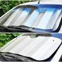 Protetor De Parabrisas Quebra Sol Para Carros Universal