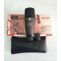 Microfone Condensador Cardióide P/ Over E Coral Superlux