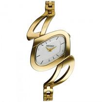 Relógio Orient Lgss0041 S1kx Feminino Dourado - Refinado