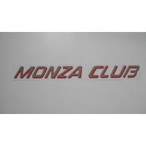 Adesivo Monza Club P/ Monza 1990/1996