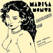 Cd Duplo Marisa Monte Barulhinho Bom Novo Original Nfe